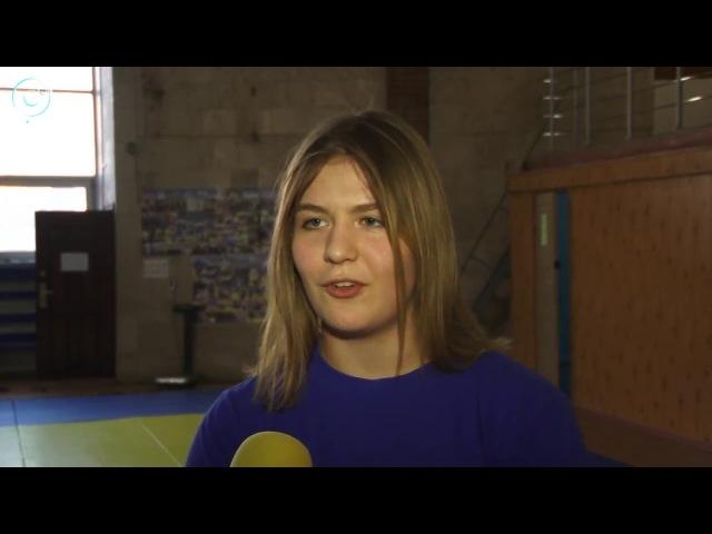 Самбистки Олинда Храпунова и Тамара Лищенко вернулись с медали ПР