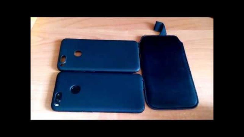 Чехлы для Xiaomi mi A1 и Mi5X смотреть онлайн без регистрации