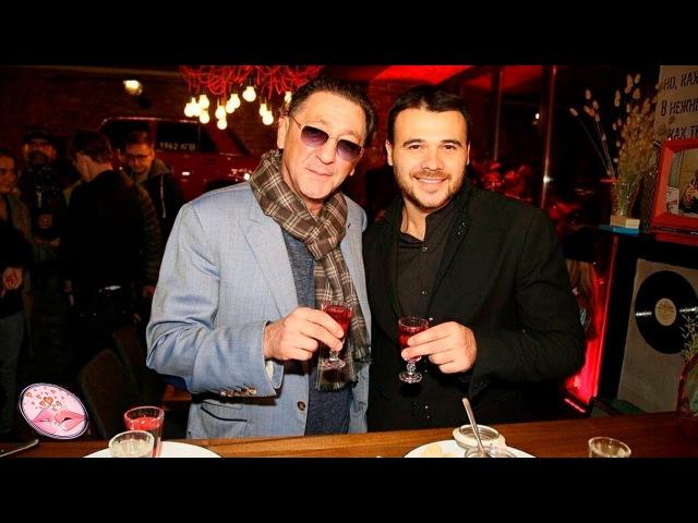 Григорий Лепс и Эмин Агаларов открыли ресторан