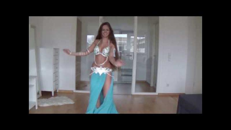 Armen Kusikian Baladi - Isabella Belly Dance Improvisation | HD