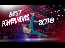 BEST POWERMOVES IN THE WORLD 2018 INSANE BBOYS PAAW