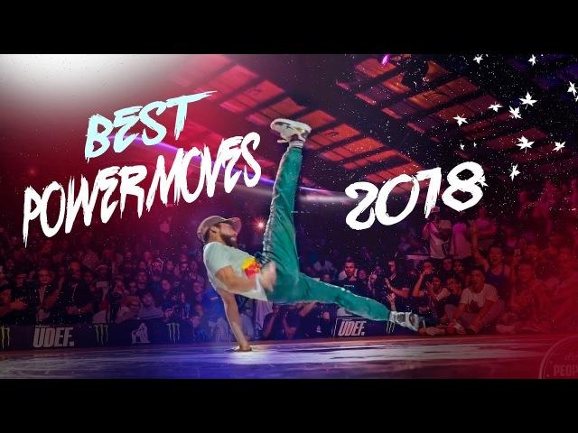 BEST POWERMOVES IN THE WORLD 2018 INSANE BBOYS PAAW