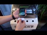 GXYKIT Car M7 Car audio Transmitter wireless F2 Car FM transmitter Car Stereo FM modulator
