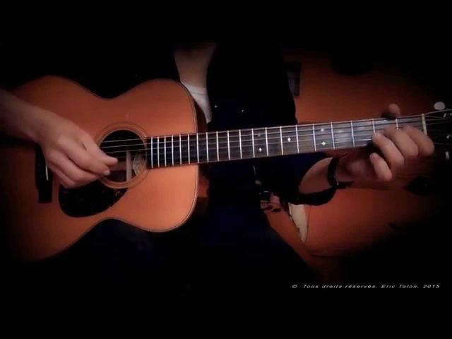 St louis blues-big bill broonzy-guitar lesson-fingerstyle guitar » Freewka.com - Смотреть онлайн в хорощем качестве