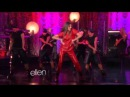 Zendaya Performing Replay Live on Ellen Degeneres