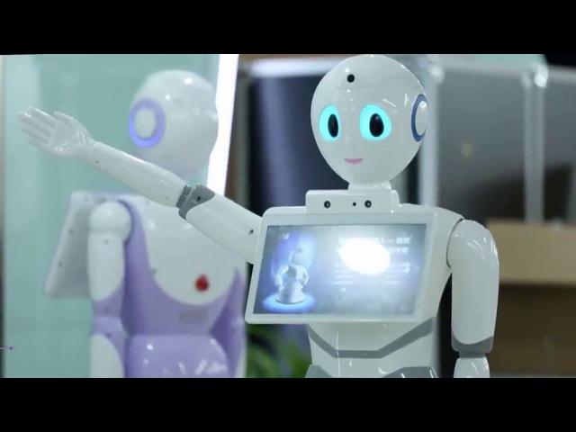 В Китае робот впервые сдал экзамен на врача