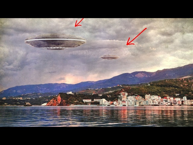 Aliens And UFOs Caught On Tape   Proof Of Aliens Videos