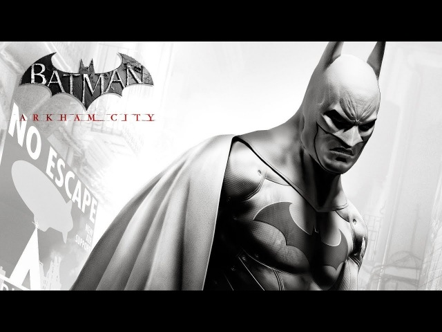 Batman Arkham City прохождение без урона часть 6 Похититель лиц, Риддлер