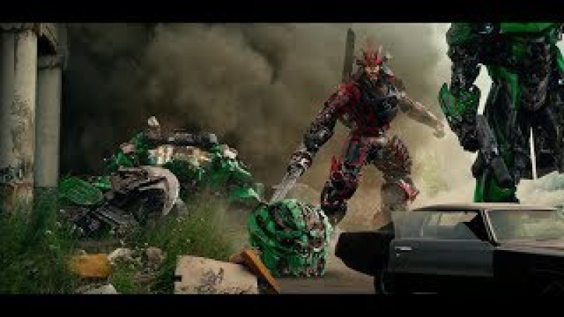 Transformers 5 O Último Cavaleiro Autobots vs Decepticons Parte 2 HD em Português