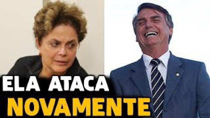 Tente não rir com Dilma falando em espanhol