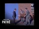 Чемодан антивор 1961