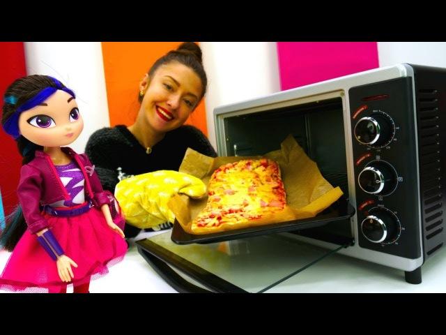 Видео для детей - Сказочный патруль на кухне - Веселая школа