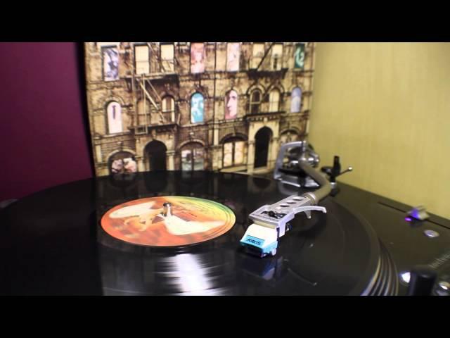 Led Zeppelin Kashmir Vinyl