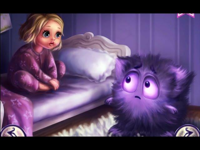 Девочка и Сон - Анимационная Сказка Для Детей На Ночь ♦ сказка