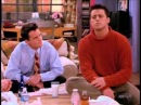 Joey's smell the fart acting
