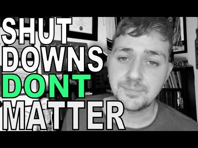 SHUTDOWN! Why National Debt Doesn't Matter