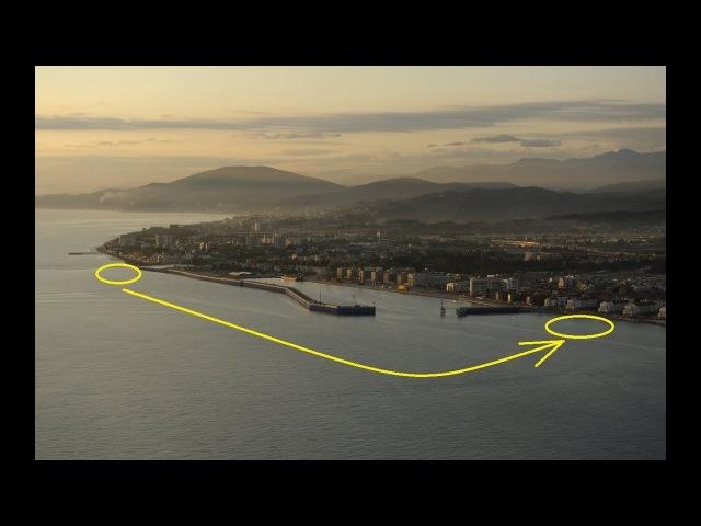 Трагическая гибель Олимп/пляжа в Сочи 1 - 3 ч