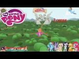 мультики.маленький пони.Legends of Equestria 3 серия.литл пони