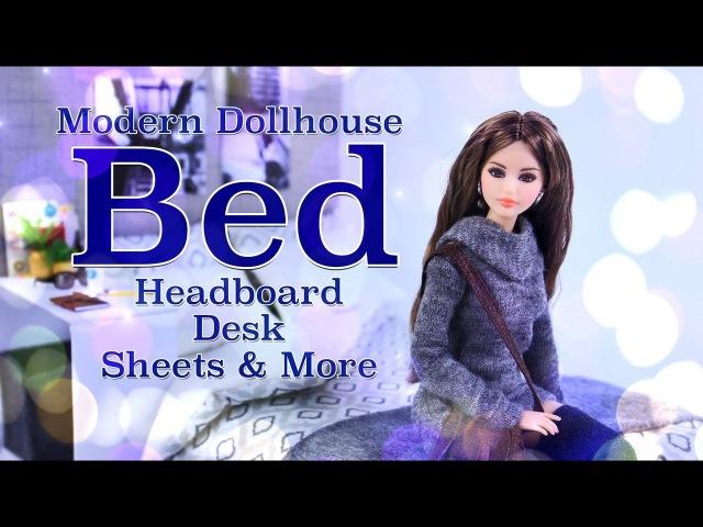 Модная кровать для модного дома