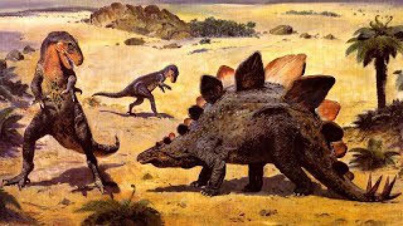 Динозавры; ископаемая фауна мезозоя (сборник передач) » Freewka.com - Смотреть онлайн в хорощем качестве