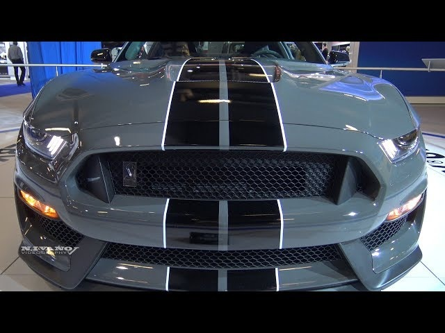 2018 Ford Mustang Shelby GT350 - Exterior And Interior Walkaround - 2018 Montreal Auto Show