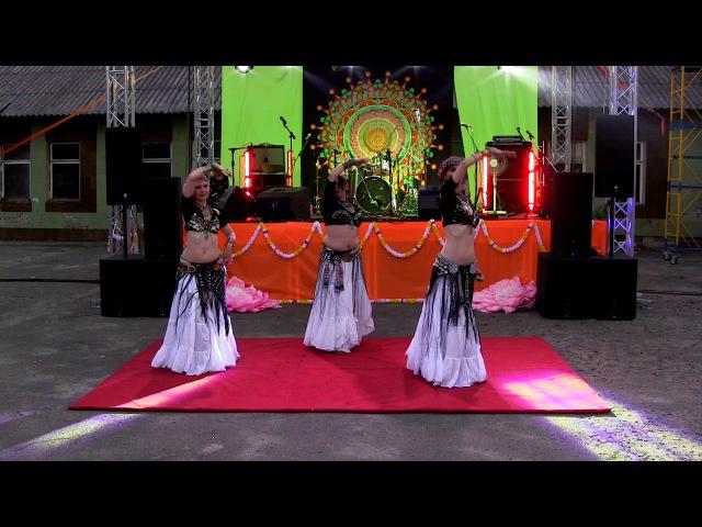 InFlow tribe @ Gala show FiestaTDF2017