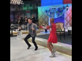 Harry Connick Jr on Instagram TODAY! Watch as #TheBatonLady, Charmaine Robinson, teaches Harry how to twirl the baton like a pro! #mardigras #fat...