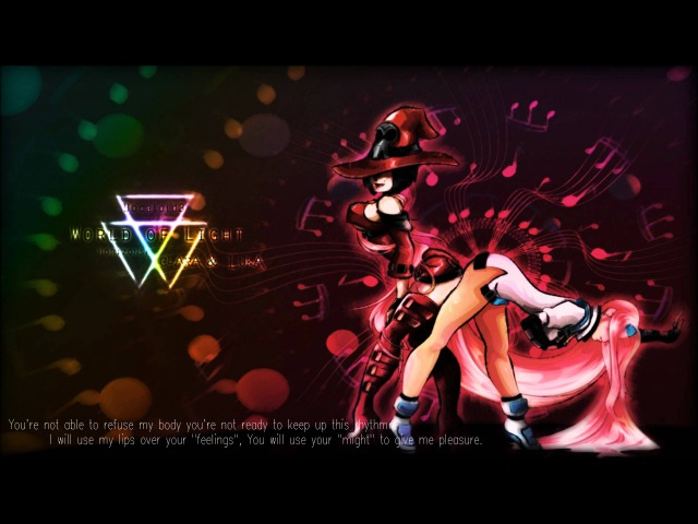 【Clara, Luka】 『World of Light』 【Vocaloid Original】 (vsqxmp3) HD