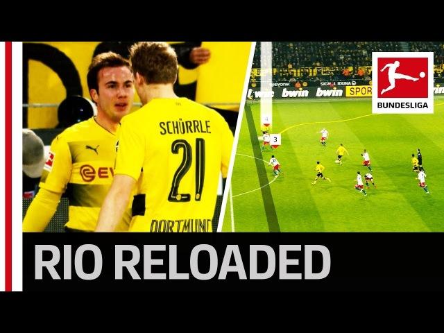 Assist Schürrle Goal Götze World Cup Final Throwback