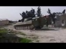 SYRIA THE S A A OPERATIONS IN AL RAYHAN EAST OF DUMA TOWN WITH RUSSIAN MINE CLEARING UR 77 BY ARMY