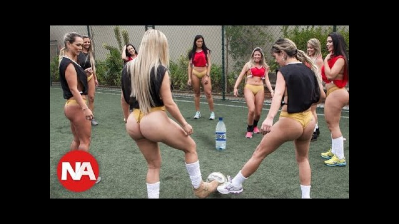 Momentos más divertidos del Fútbol 2 - Malas Jugadas - Bloopers - Chicas