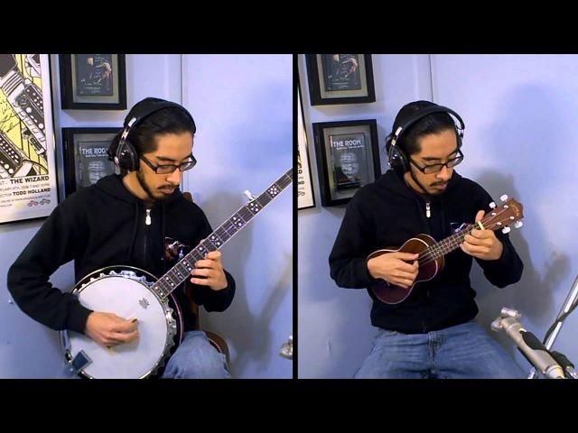 Caramell - Caramelldansen (for banjo and melodica)
