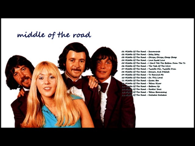 Middle Of The Road - ( Full Album ) .