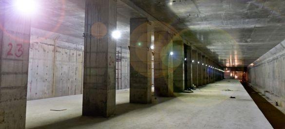 Стоимость «второй кольцевой» московского метро превысила 500 миллиардов