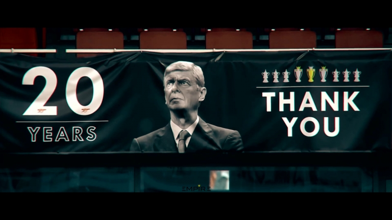 Merci, Arsene | Best Moments | 1996-2018 | vk.com/empire_fv