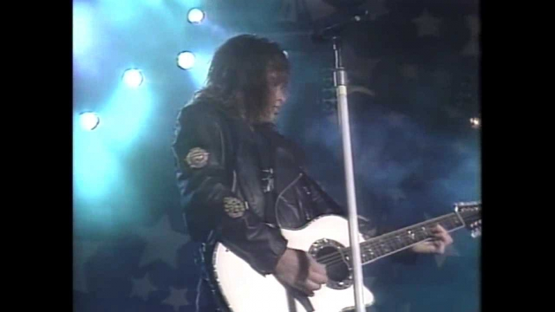 Bon Jovi: Wanted Dead Or Alive Livin' On A Prayer, Live at Music Peace Festival, Moscow 1989