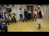 Творческая встреча - Татарская культура песни и орнаменты