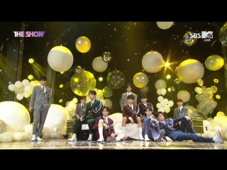 TRCNG - My Very First Love @ The Show 171017