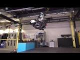 Прыжки и сальто робота Atlas от Boston Dynamics