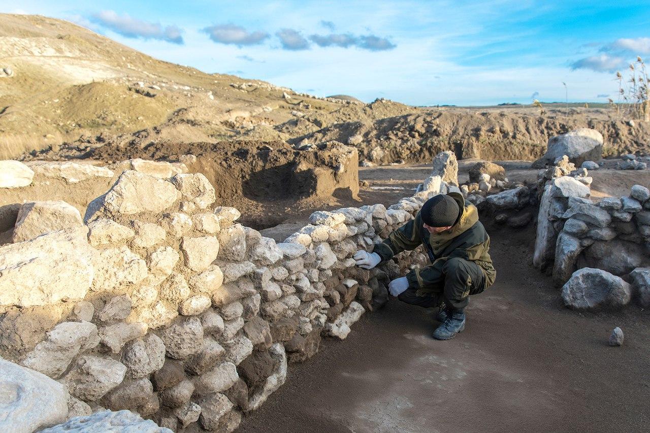Археологи обнаружили древние поселения