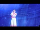 Выступление Ксении Кравченко «Какая песня без баяна» рук. Лариса Невзорова