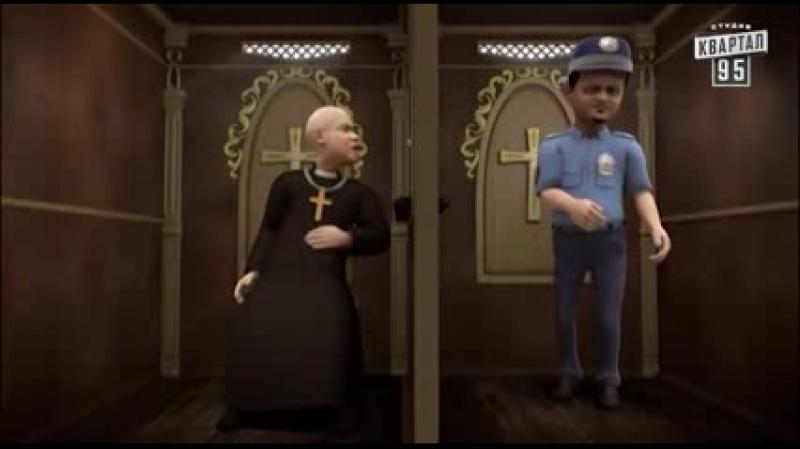 Мульти Барбара, серия 8 - всё лучшее детям, гаишник на исповеди, первый раз у психолога