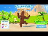 Sail Grizzly Bear ICE AGE Adventures - Gameplay Walkthrough Part 23 HD