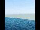 Место, где встречаются Атлантический и Тихий океан