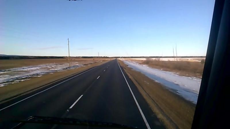 По дороге в УланУдэ