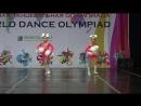 Х Чемпионат Стран Восточной Европы по Чир спорту в рамках XVВсемирной Танцевальной Олимпиады 2018 Восходящие Звёзды