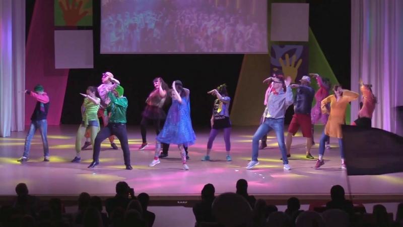 Выступление команды завода Элеконд на фестивале Сарапул молодой 2018
