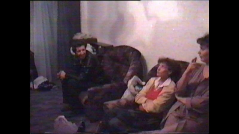 Мама и папа Тётя юля 2 1996 год