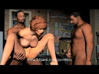 Жена продана на групповые потехи - 3d мультфильм cartoon porn порно мультфильм full hd xxx 1080