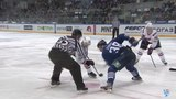 Моменты из матчей КХЛ сезона 1415 Гол. 21. Попов Александр (Авангард) сокращает разрыв в счете 15.02